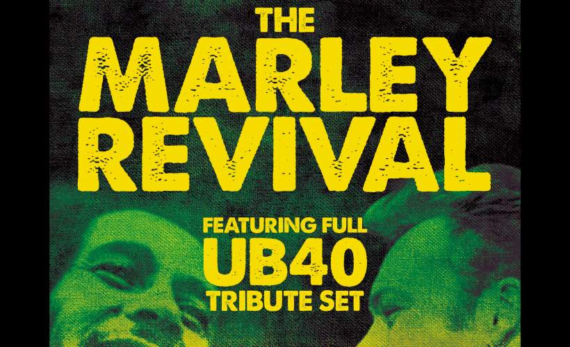 The Marley Revival tickets
