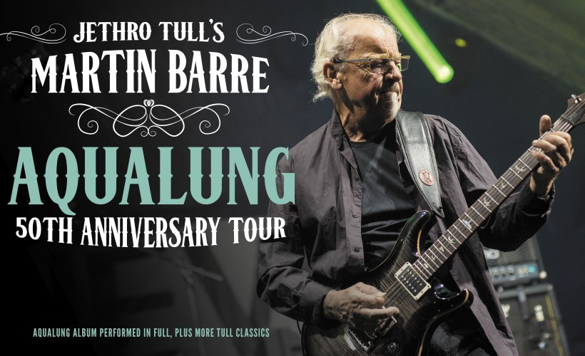 The Martin Barre Band  tickets