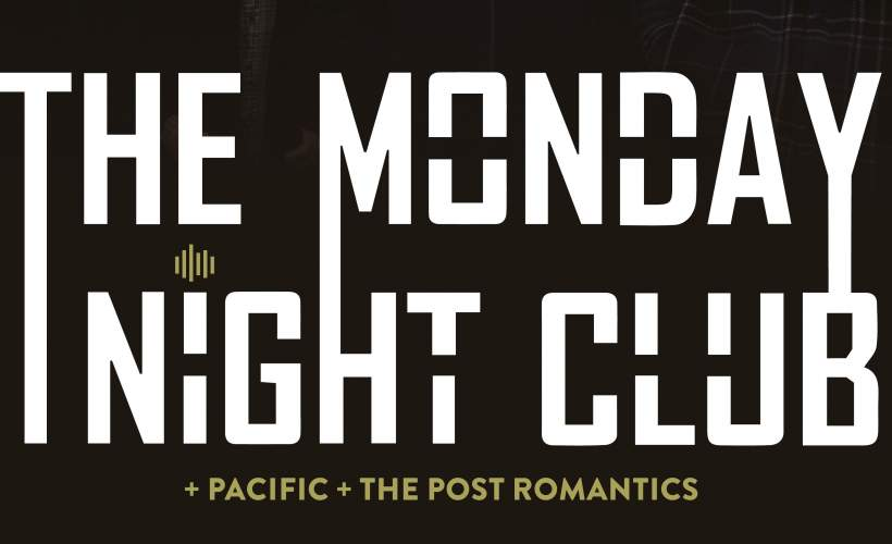 The Monday Night Club tickets