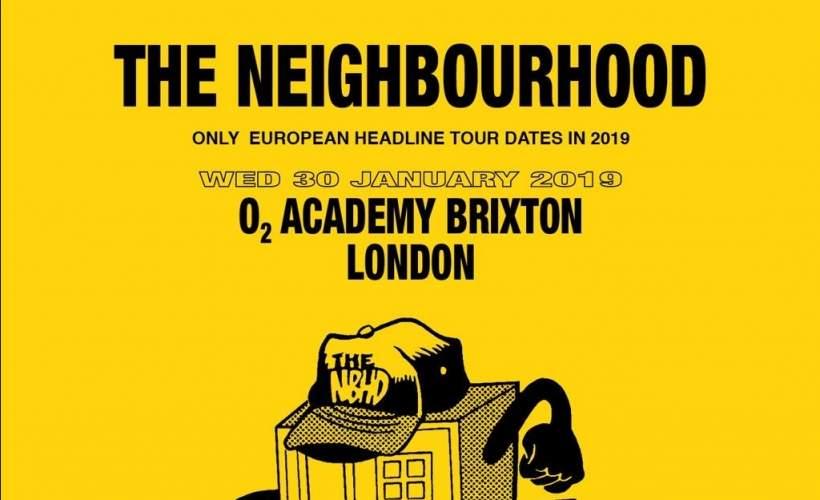 The Neighbourhood tickets