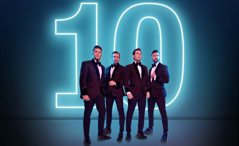 The Overtones tickets