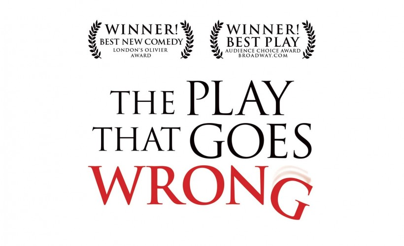 The Play That Goes Wrong image
