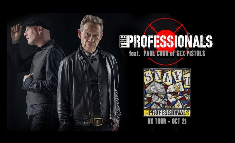 The Professionals tickets