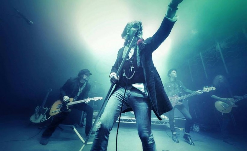 The Quireboys - Unplugged in the UK tickets