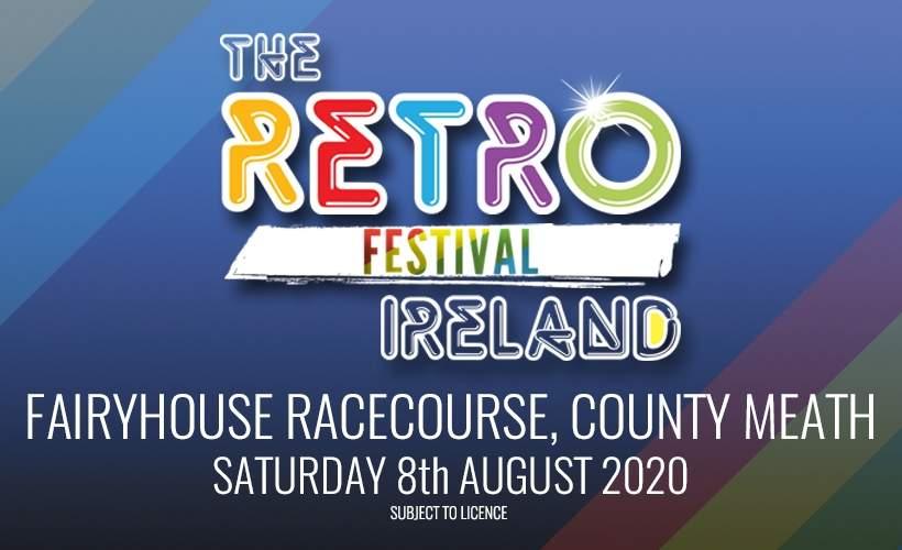 The Retro Festival Ireland tickets