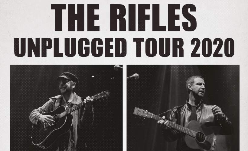 The Rifles - Unplugged Tour tickets