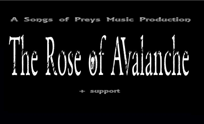 The Rose of Avalanche tickets