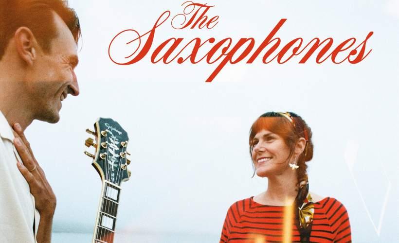 The Saxophones tickets