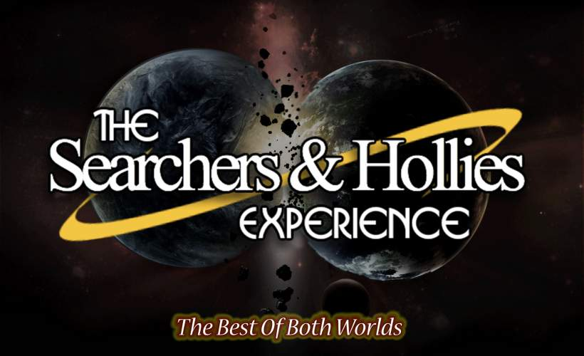 The Searchers and Hollies Experience  tickets