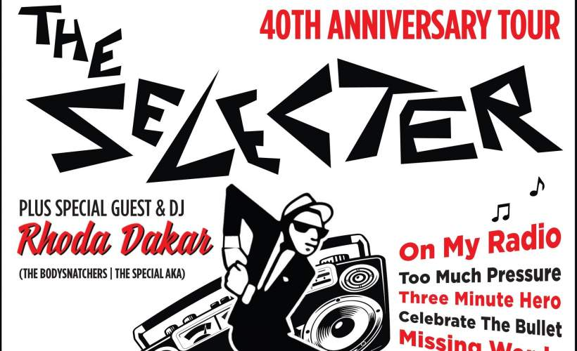 The Selecter tickets