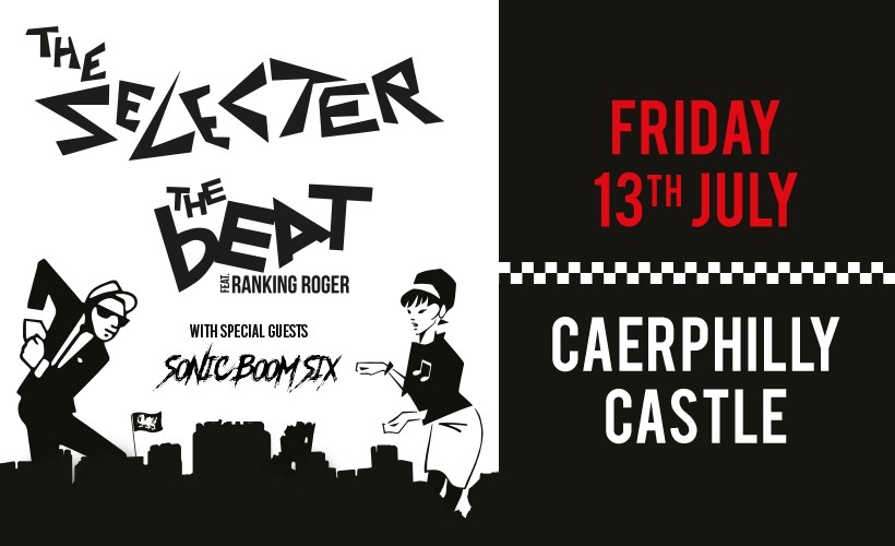 The Selecter and The Beat tickets