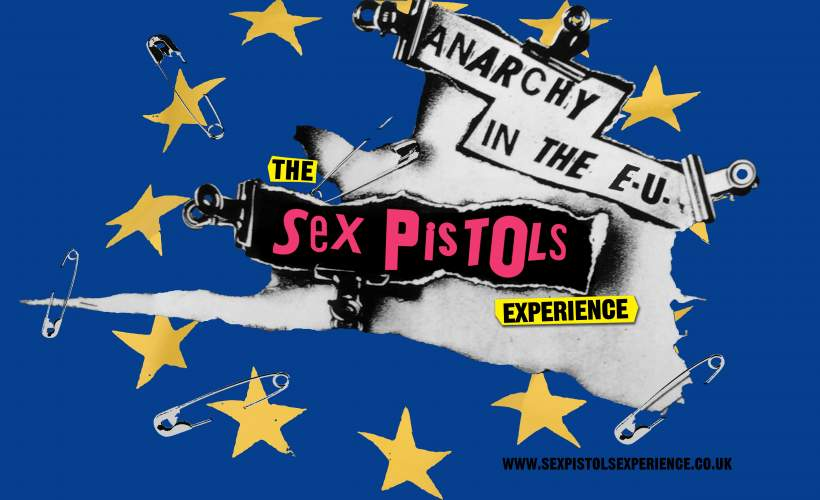 The Sex Pistols Experience tickets