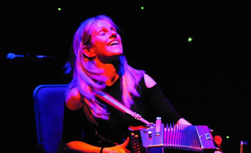 The Sharon Shannon Quartet