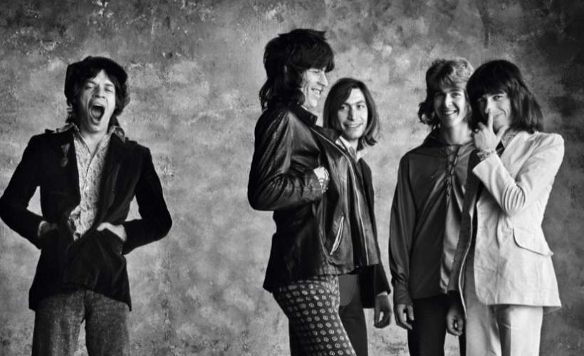 The Sierra Band - Rolling Stones' 'Sticky Fingers' 50th Anniversary  tickets