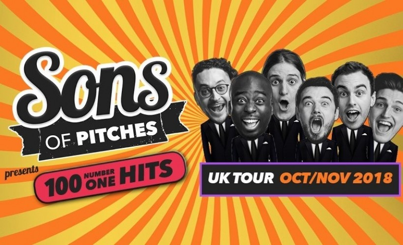 The Sons Of Pitches tickets