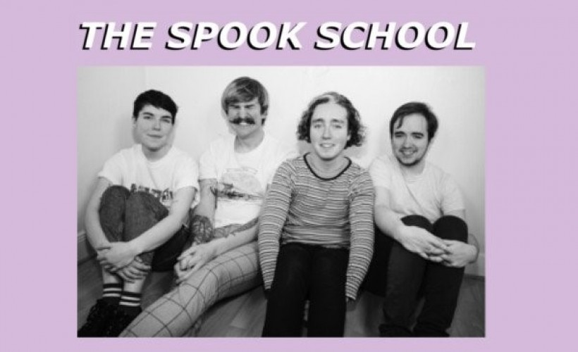 The Spook School tickets
