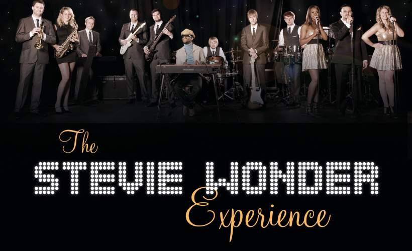 The Stevie Wonder Experience tickets