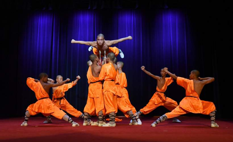 The Warrior Monks  tickets