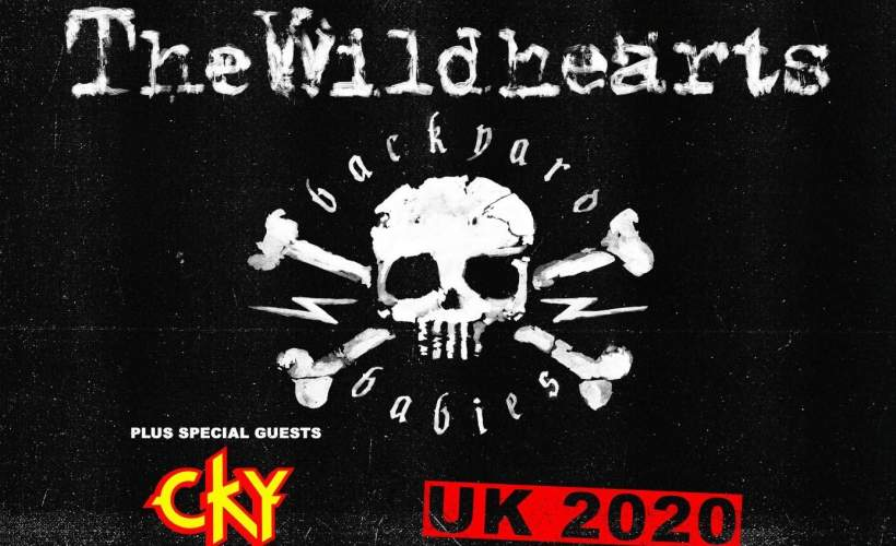 The Wildhearts | Backyard Babies tickets