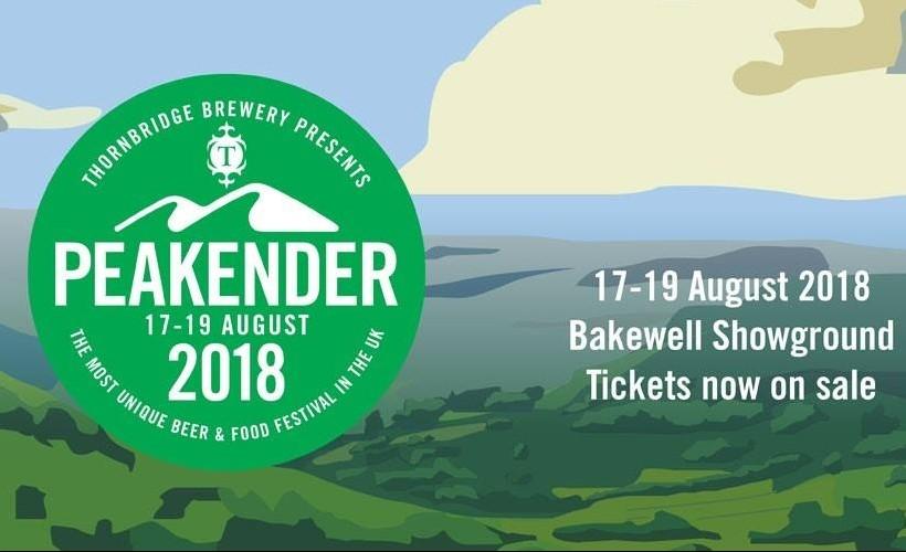 Thornbridge Peakender tickets