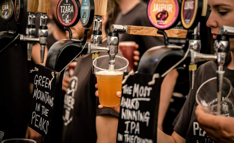 Thornbridge Peakender tickets