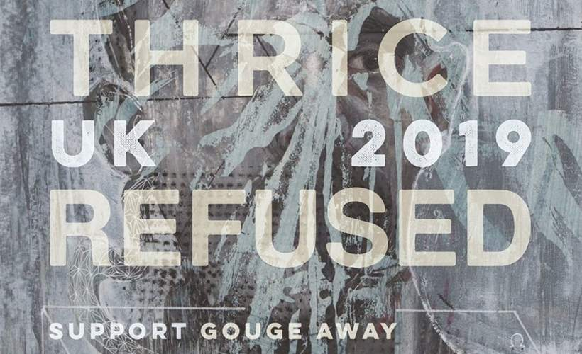 Thrice & Refused tickets