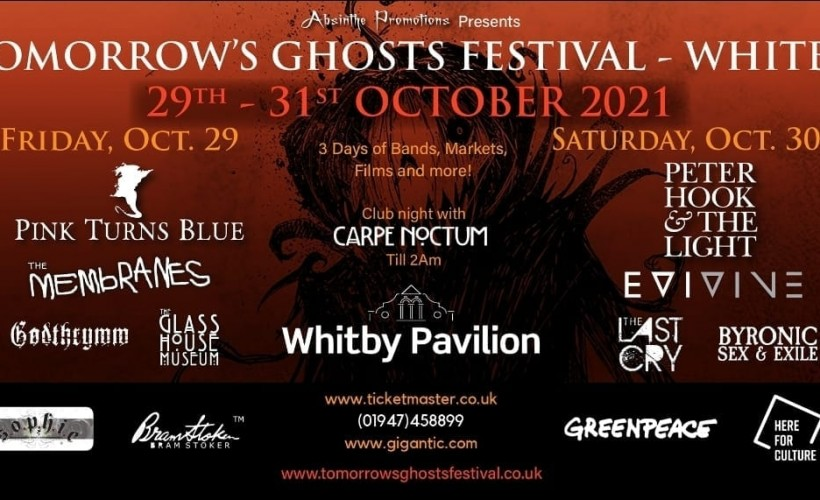 Tomorrow's Ghosts Festival tickets