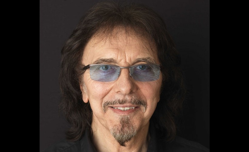 Tony Iommi with Phil Alexander tickets