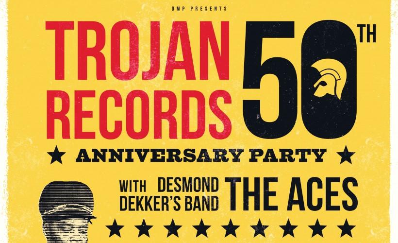 Trojan Records tickets