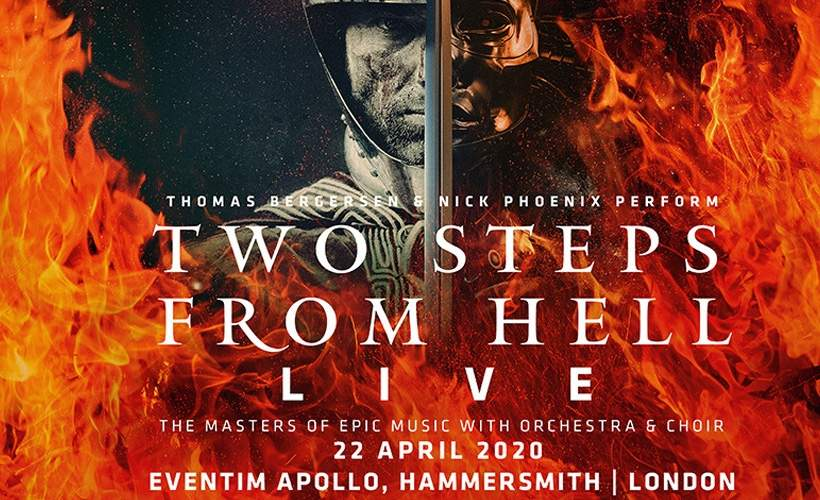 Two Steps from Hell Live tickets