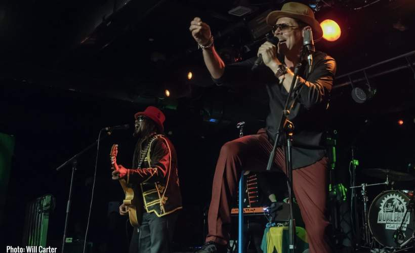 Tyber and Pete from The Dualers tickets