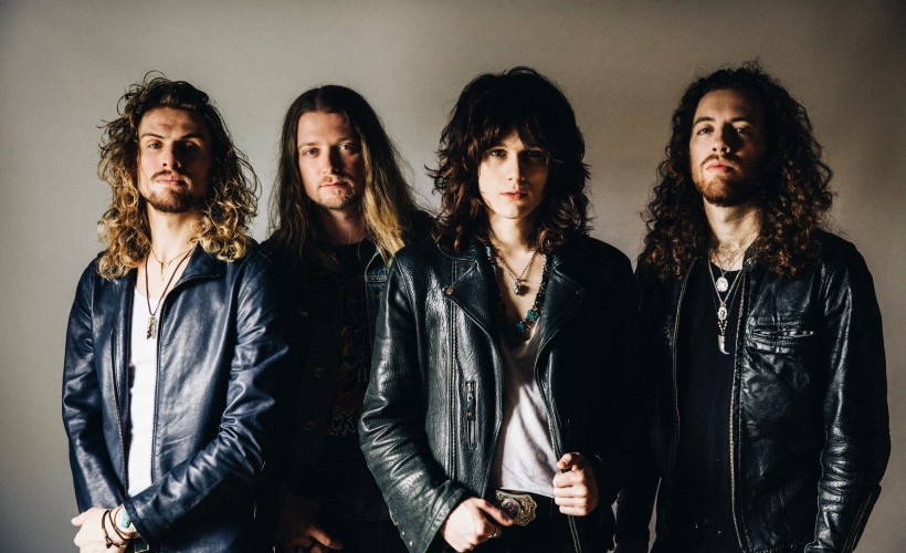 Tyler Bryant & The Shakedown tickets