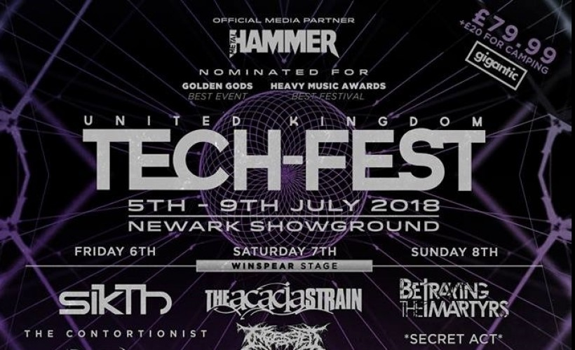 UK Tech Fest tickets
