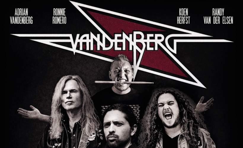 Vandenberg tickets