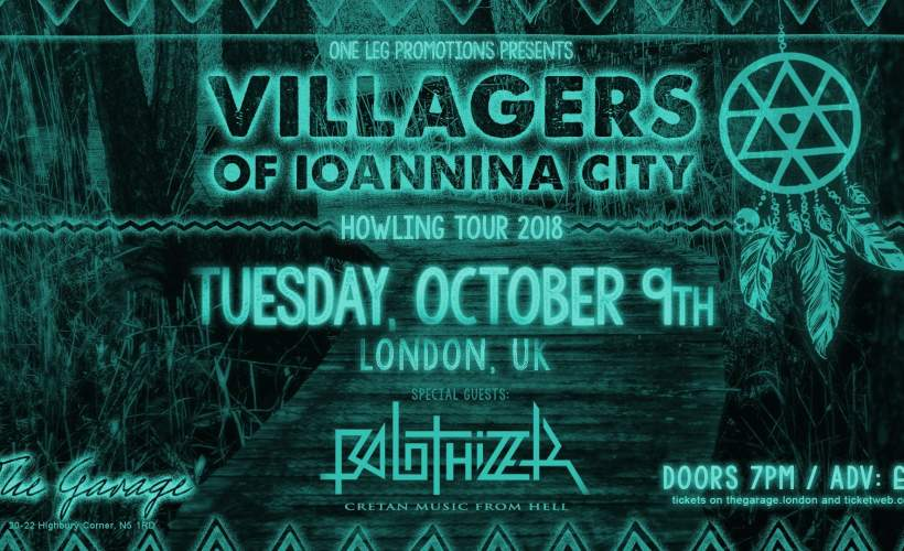 Villagers of Ioannina City tickets