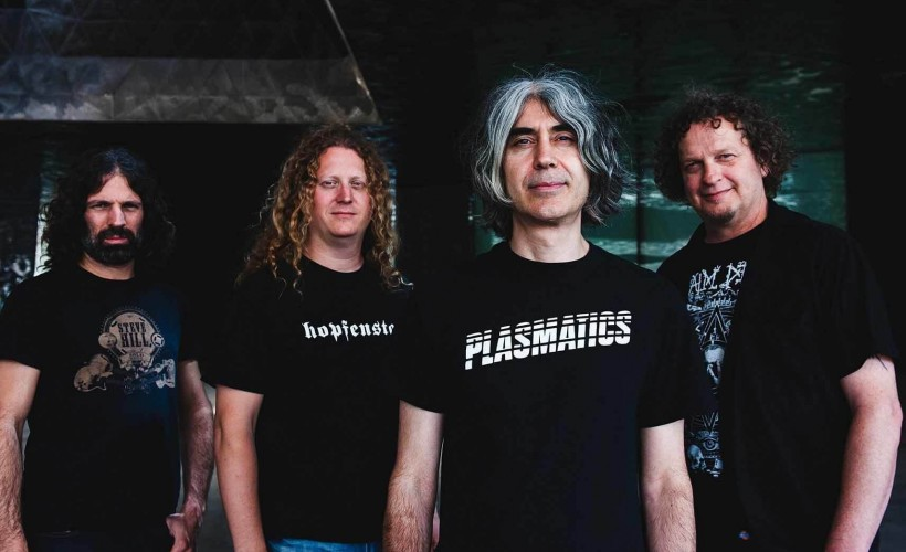 Voivod tickets