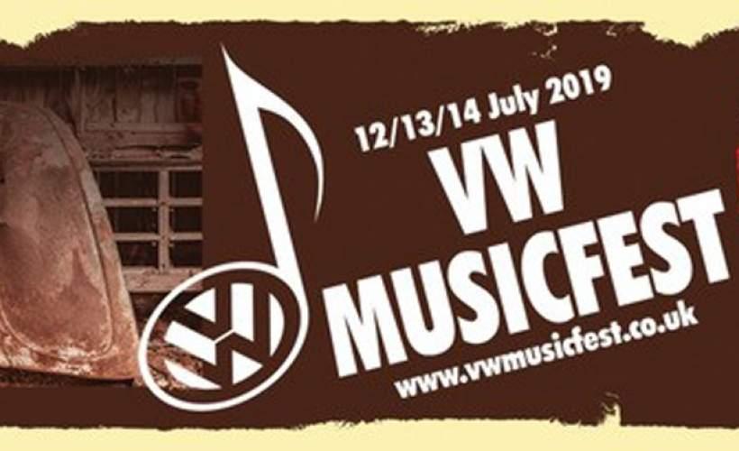 VW MusicFest tickets