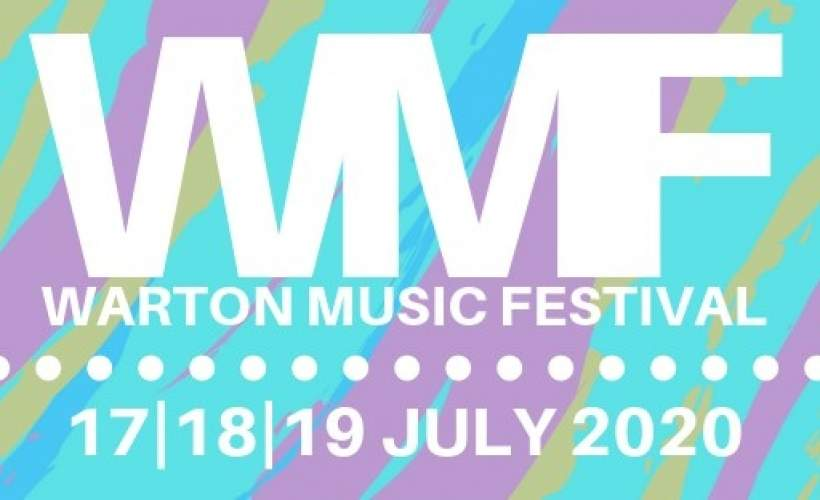 Warton Music Festival tickets