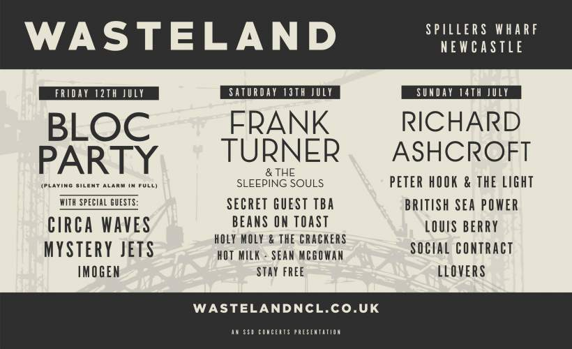WASTELAND FESTIVAL tickets