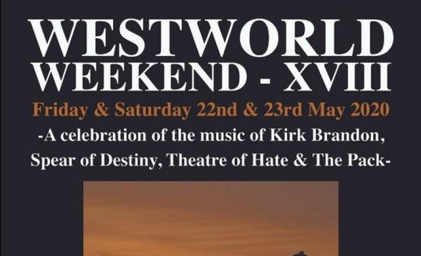 Westworld Weekend XVIII tickets