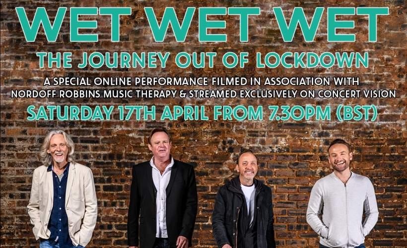 Wet Wet Wet tickets