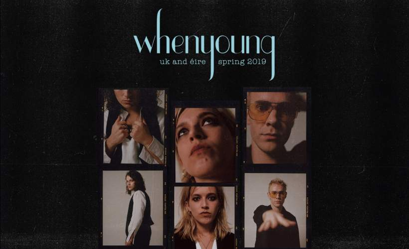 whenyoung tickets