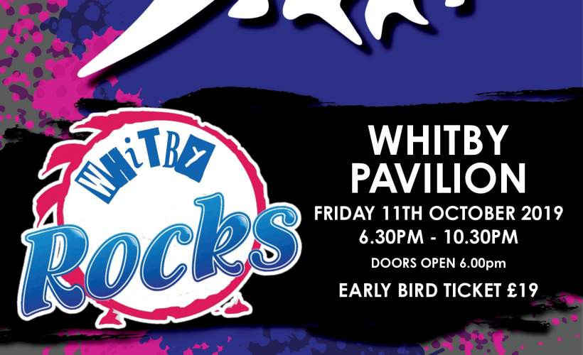 WHITBY ROCKS  tickets