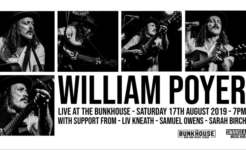 William Poyer tickets
