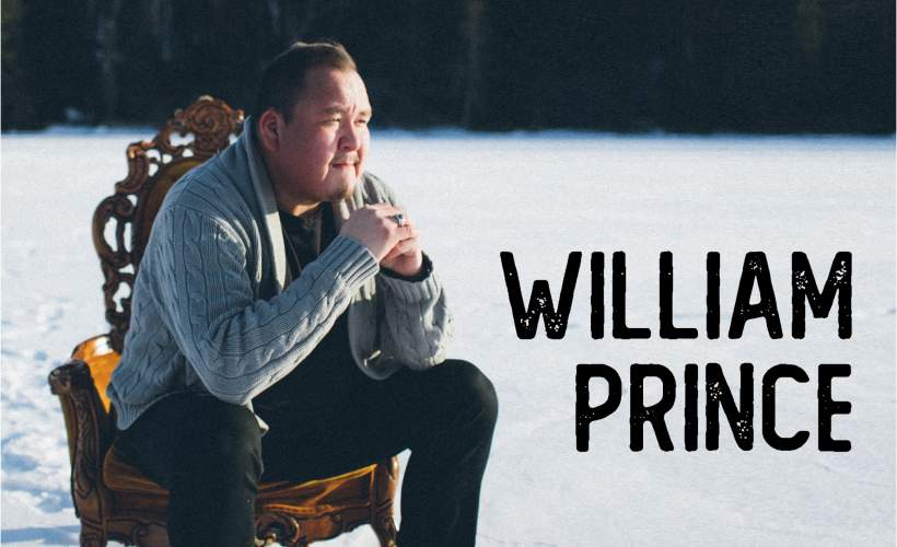 William Prince  tickets
