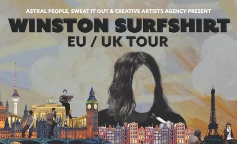 WINSTON SURFSHIRT tickets