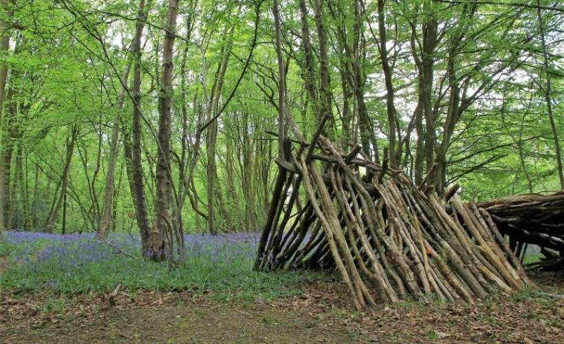 Woodland Den Building tickets