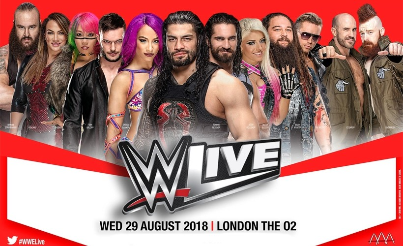 WWE Live In London tickets