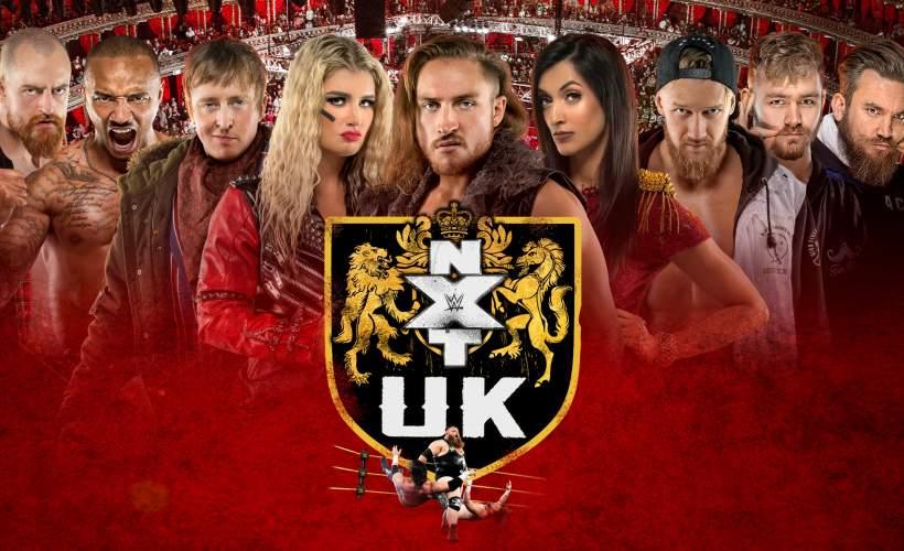 WWE NXT UK tickets