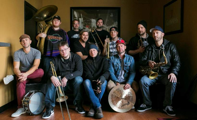 Youngblood Brass Band tickets